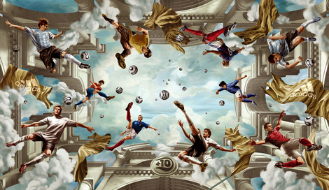 Adidas Football Fresco