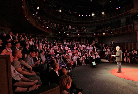 TEDSalon: Beauty-Complexity