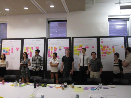 Breaker team presents project