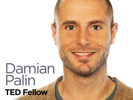 Damian Palin
