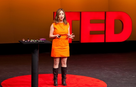 Ayah Bdeir speaks at TED2012