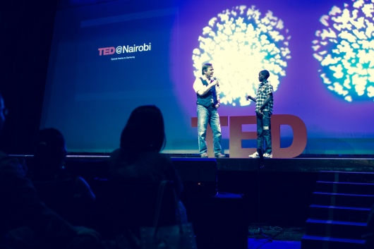 TED2013 Talent Search: TED@Nairobi