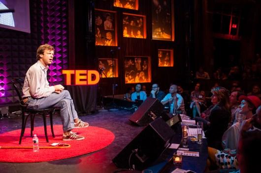 Joshua Prager speaks at TED@New York