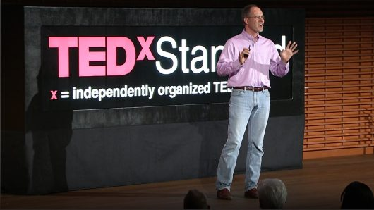 Chris Gerdes at TEDxStanford