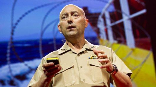 James Stavridis speaks at TED Global 2012
