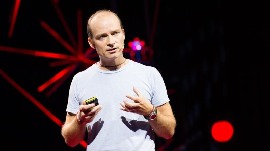 Jamie Drummond speaks at TEDGlobal