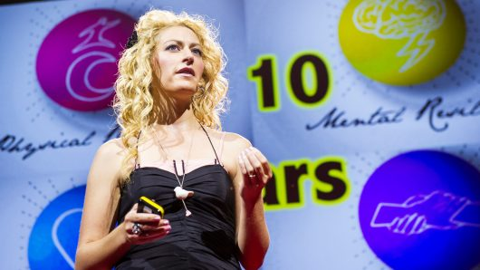 Jane McGonigal at 2012 TEDGlobal