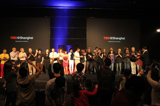 TED Talent Search: TED@Shanghai