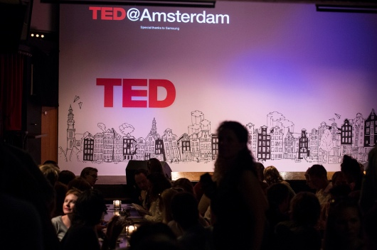 TED Talent Search: TED@Amsterdam