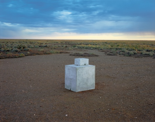 Antony Gormley's Room for the Great Australian Desert