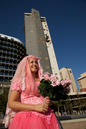 The Pink Bride, 2010. Photo: Gigi Roccati