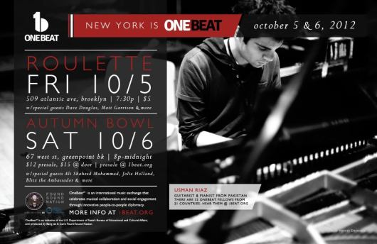 OneBeat poster