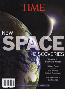 Time-Space-Discoveries