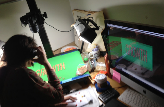 Lisa-working