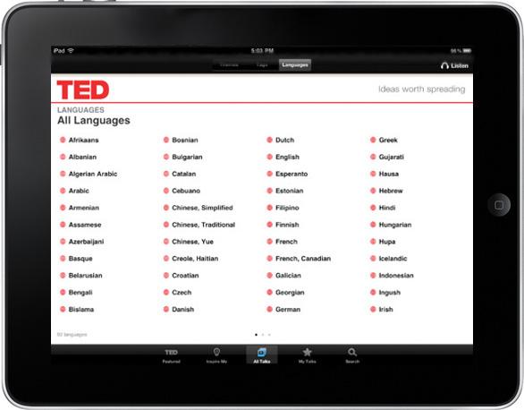iPad-app