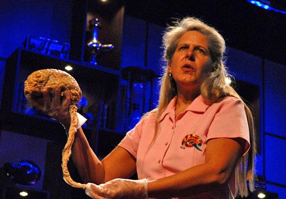 Jill-Bolte-Taylor's-brain