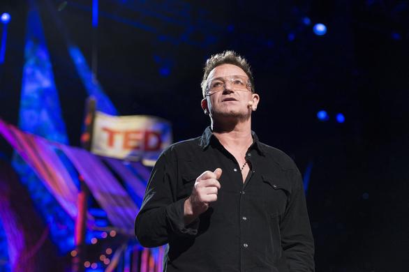 Bono-at-TED2013