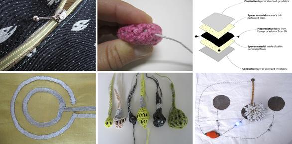 electrotextiles