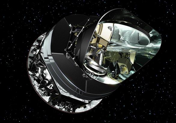Planck-Satellite