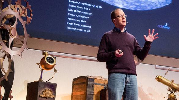 Eric-Dishman-at-TED@Intel