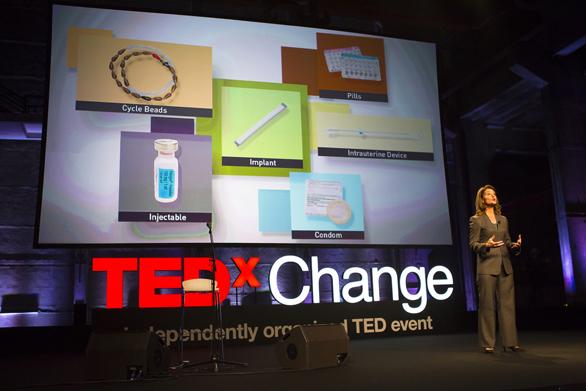 Melinda-Gates-at-TEDxChange