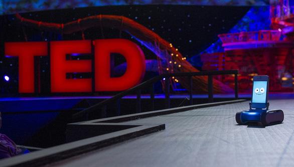 Romo-at-TED