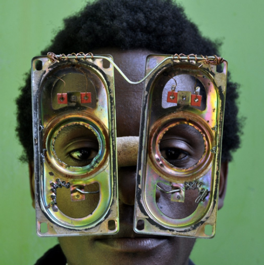 C-STUNNERS: African mask
