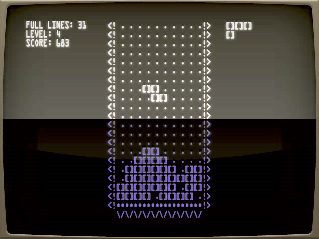 """2. Tetris. Or, """"Engineers Just Wanna Have Fun."""" It is a pillar in history (not only of video games): elegant, simple, timeless, irresistible--and Alexey Pajitnov recreated for us the original game he designed for the USSR's Academy of Sciences."""