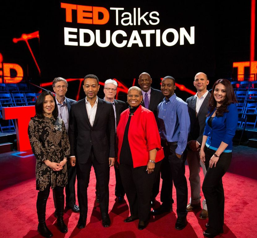Talks Ed cast