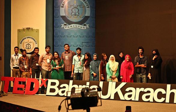 TEDxBahrialUKarachi