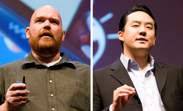 """TED Fellows Erik Hersman and Adrian Hong have curated the TEDGlobal 2013 session """"Forces of Change."""""""