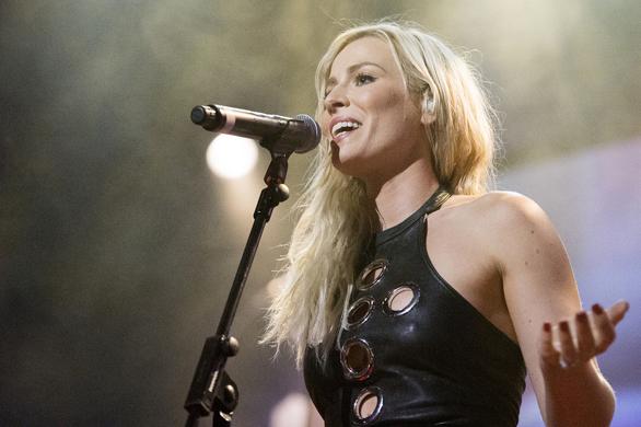 Natasha Bedingfield performs at TED2013. Photo: James Duncan Davidson