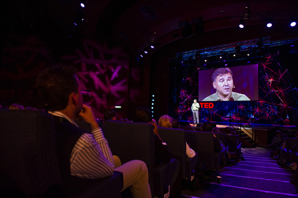 Ivan Krastev's TED Book and talk from TEDGlobal 2012 are both about trust. It's a theme that rings true with this week's TEDx talks. Photo: James Duncan Davidson