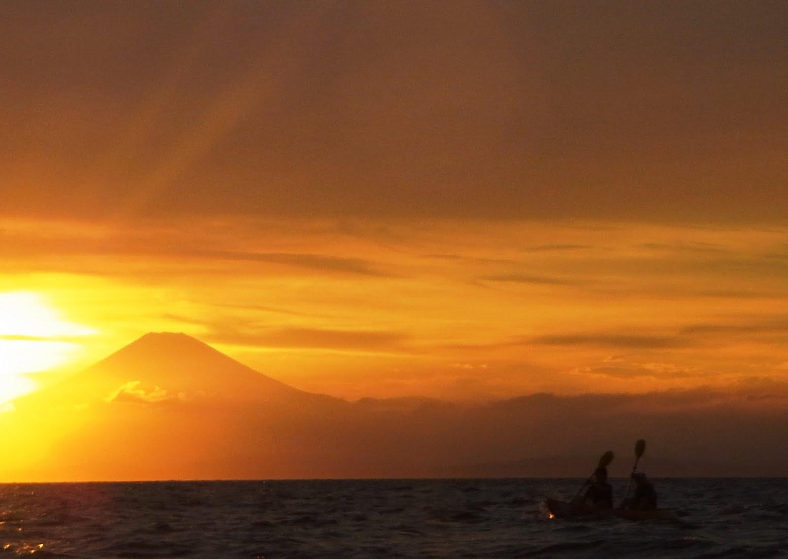 Wataru Narita shares one of his favorite images, taken while kayaking.