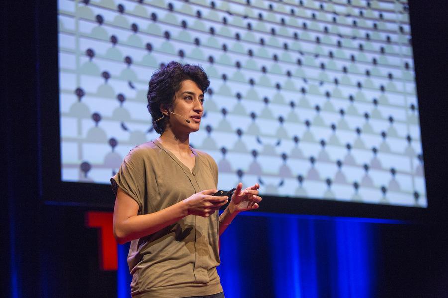 Aparna Rao at the TED Fellows Retreat 2013. Photo: Ryan Lash.