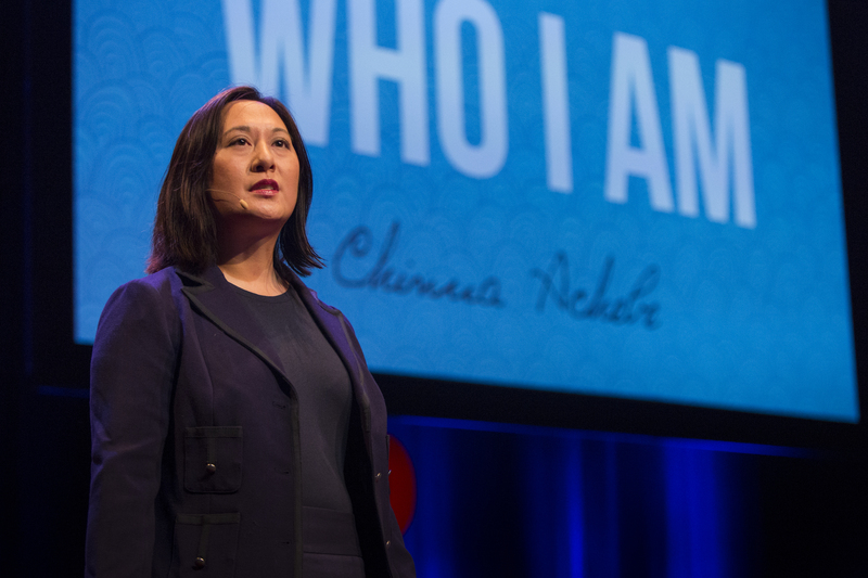 Christine Lee at the TED Fellows Retreat 2013. Photo: Ryan Lash.