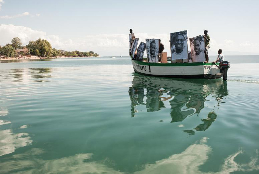 Malawi: In a show of solidarity, a small group of citizens in Mangochi, Malawi set sail to honor the identities and stories of food and fishing laborers in their community.
