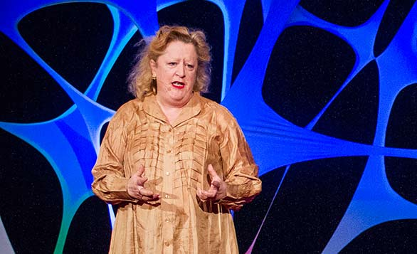 Margaret Heffernan speaks at TEDxDanubia about how we need the rare individuals who will speak up in the face of willful blindness.
