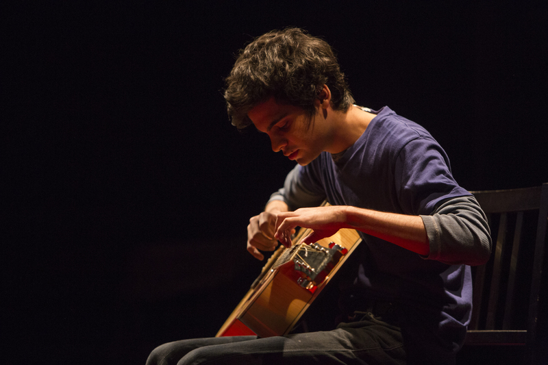 Usman Riaz at the TED Fellows Retreat 2013.  Photo: Ryan Lash