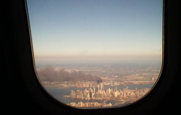 Taken from the air on approach to LaGuardia. Submitted by Steve Schwadron.