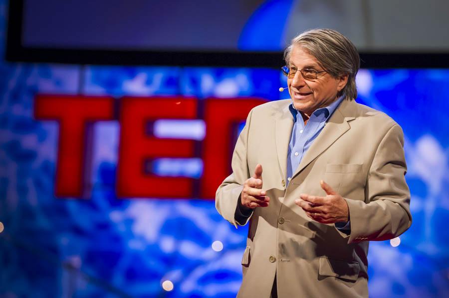 Benjamin Barber speaks on the power of mayors at TEDGlobal 2013. Photo: James Duncan Davidson