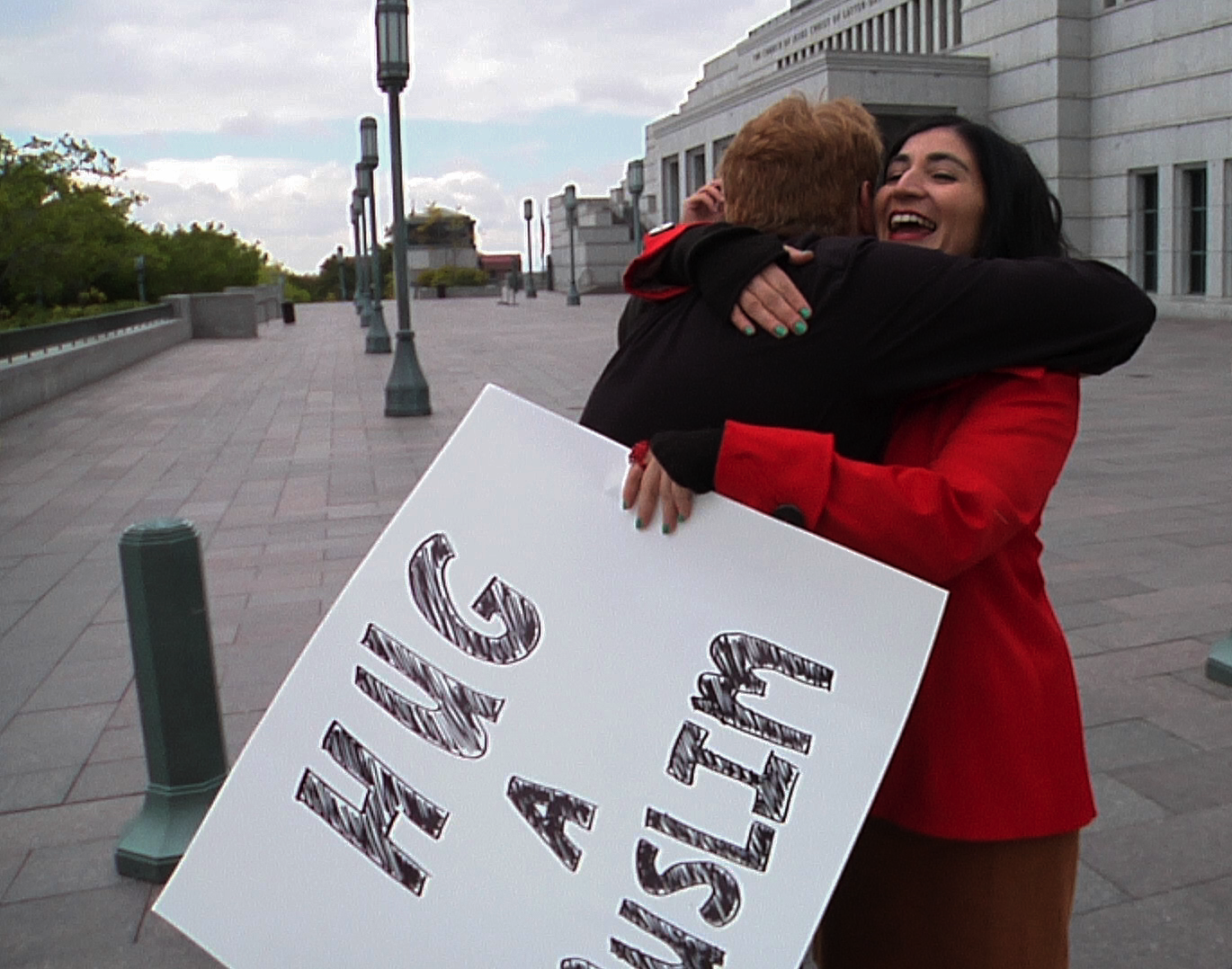 The Muslims Are Coming!: Hug a Muslim