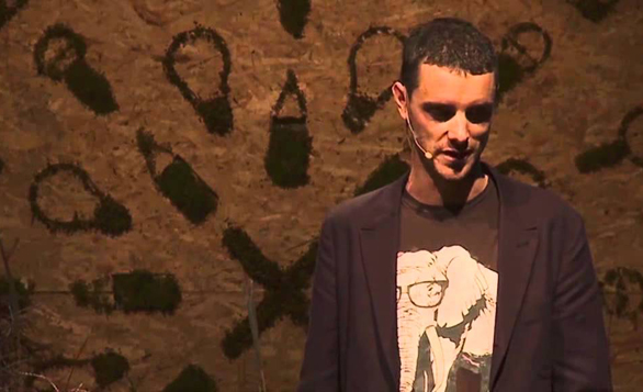 Ross Langdon speaks at TEDxKrakow. The architect will be very missed.