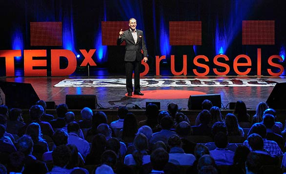 Mikko Hypponen speaks just last week at TEDxBrussels, expressing outrage at the NSA.
