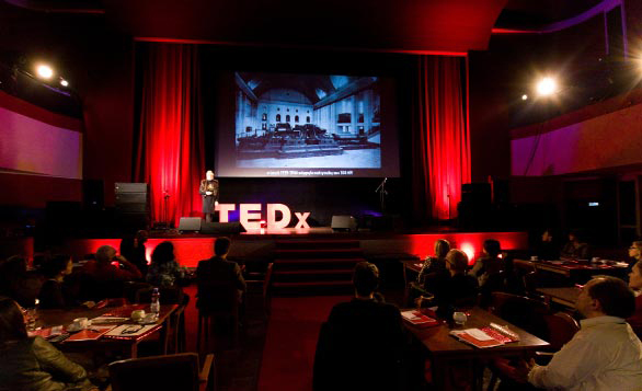 A look at TEDxRawaRiver, an event in Poland where the first TED Talk in Silesian was given.