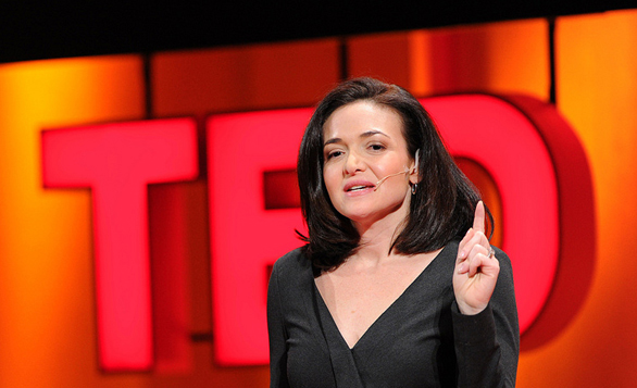 Sheryl Sandberg gave a classic talk at TEDWomen 2010, which became the basis for her book, Lean In.