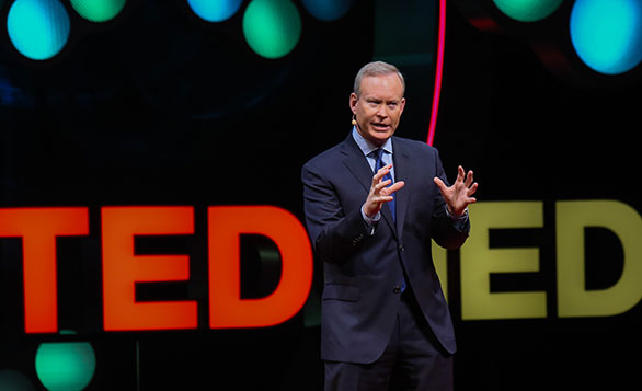 Mick Cornett is the mayor of Oklahoma City. In this talk from TEDMed, he explains why he challenged his city to lose a million pounds.