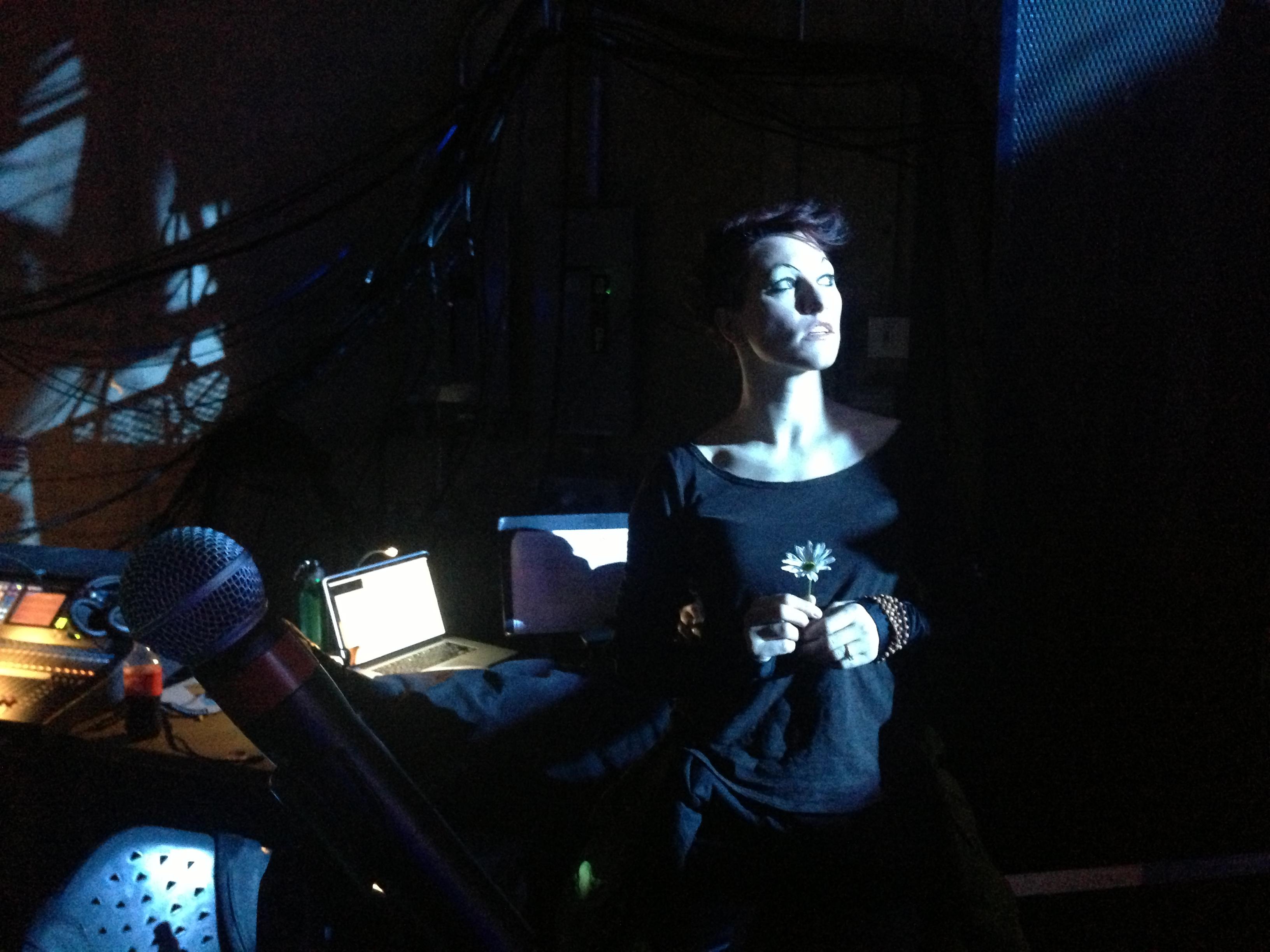 Amanda Palmer at TED