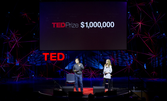 Who will win this year's TED Prize? Find out during TED2014. Who will win next year? Well, that's up to you. Photo: Ryan Lash