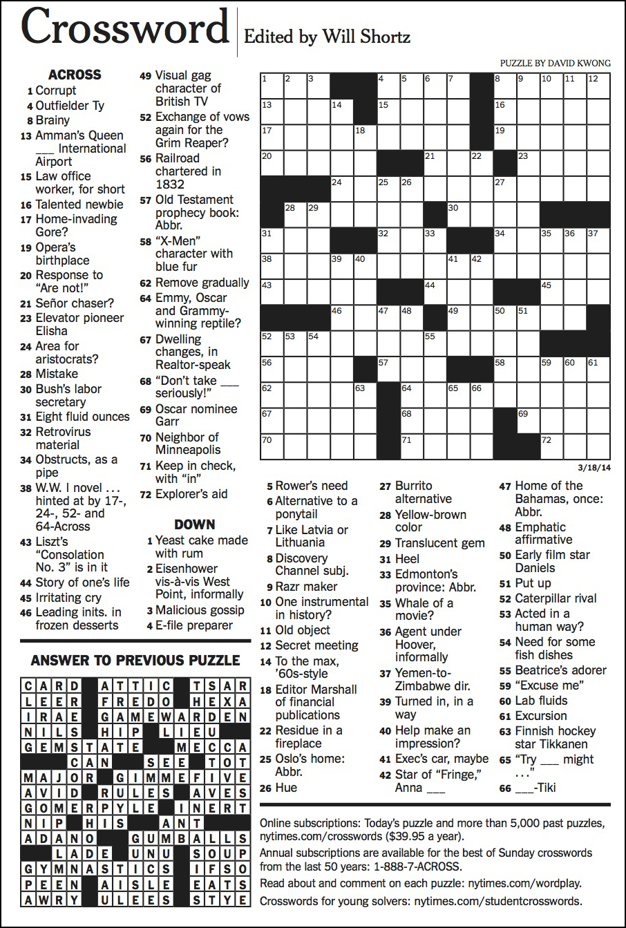 Crossword-main
